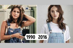 1990 - 2016 moda