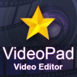 Отличный бесплатный видео редактор VideoPad Video Editor