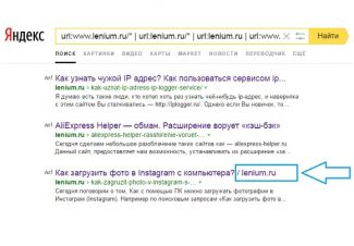 Как убрать название сайта из title WordPress? 22 - lenium.ru