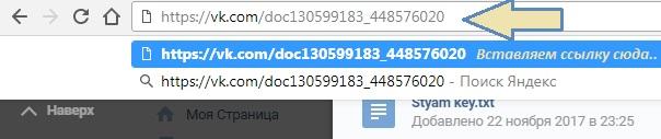 Слив личных данных ВКонтакте через поиск документов 10 - lenium.ru
