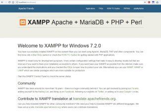 xampp 11