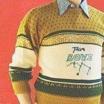 boys свитер