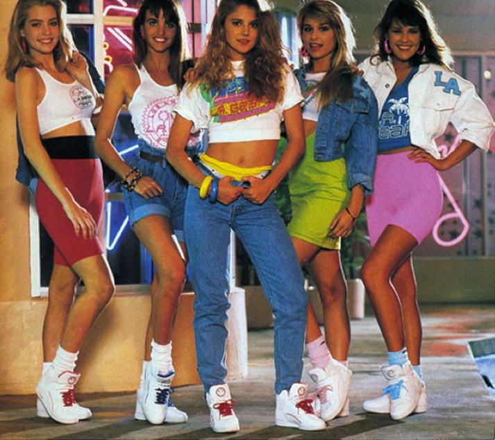Почему 80-е и 90-е снова в моде? 1 - lenium.ru