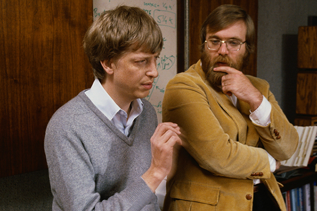 paul allen & bill gates