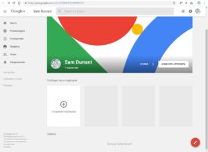 Google Plus 2