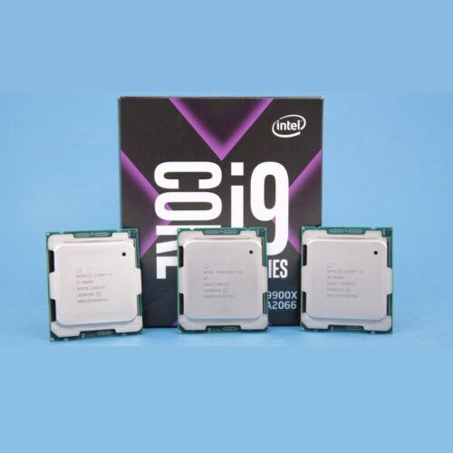 Снижение цен на процессоры Intel 9-го поколения