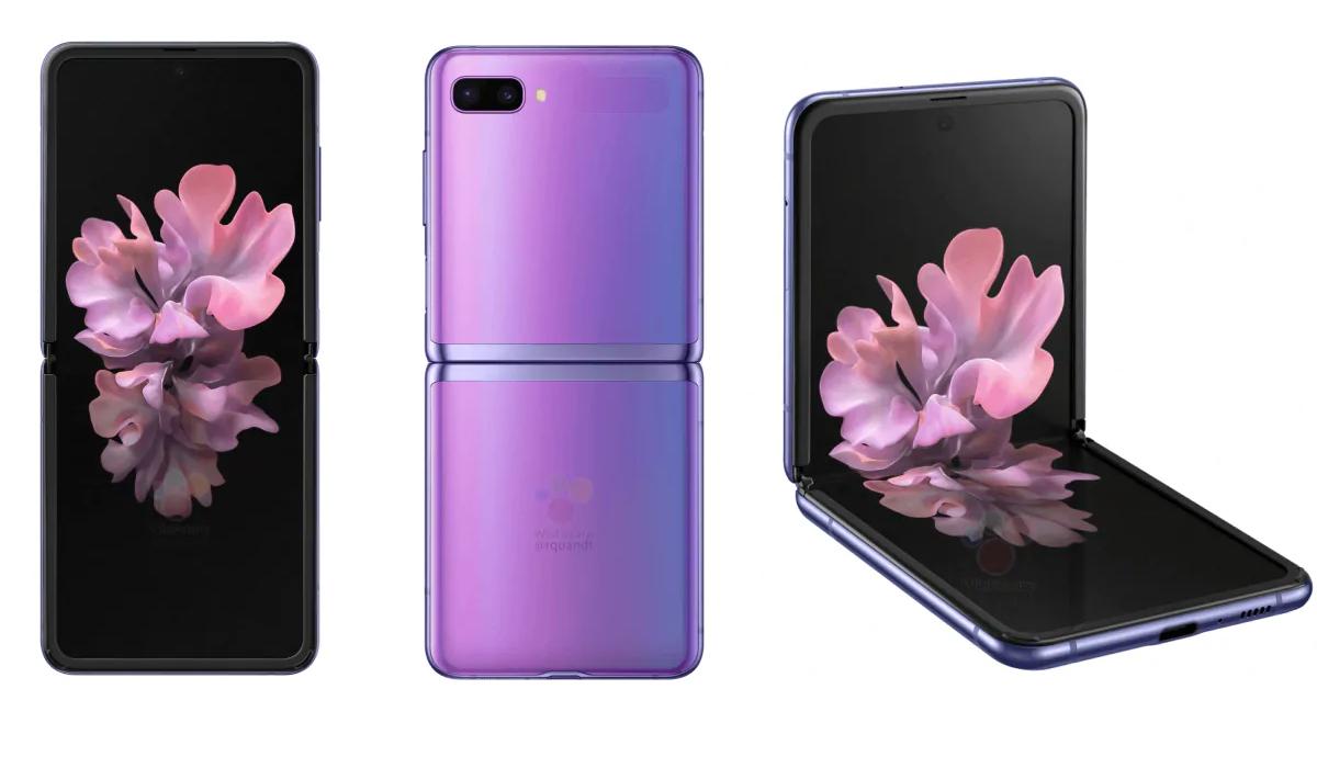Раскладной Samsung Galaxy Z Flip и сравнение с Motorola RAZR 9 - lenium.ru