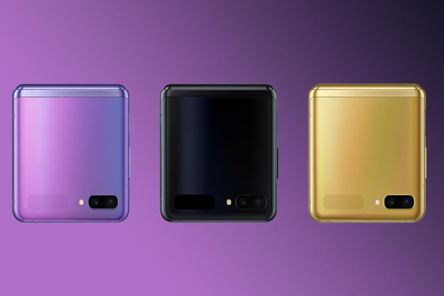 Раскладной Samsung Galaxy Z Flip и сравнение с Motorola RAZR 7 - lenium.ru