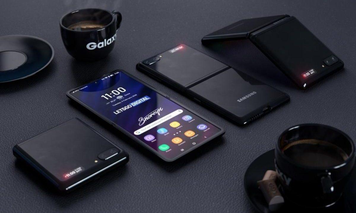 Раскладной Samsung Galaxy Z Flip и сравнение с Motorola RAZR 1 - lenium.ru