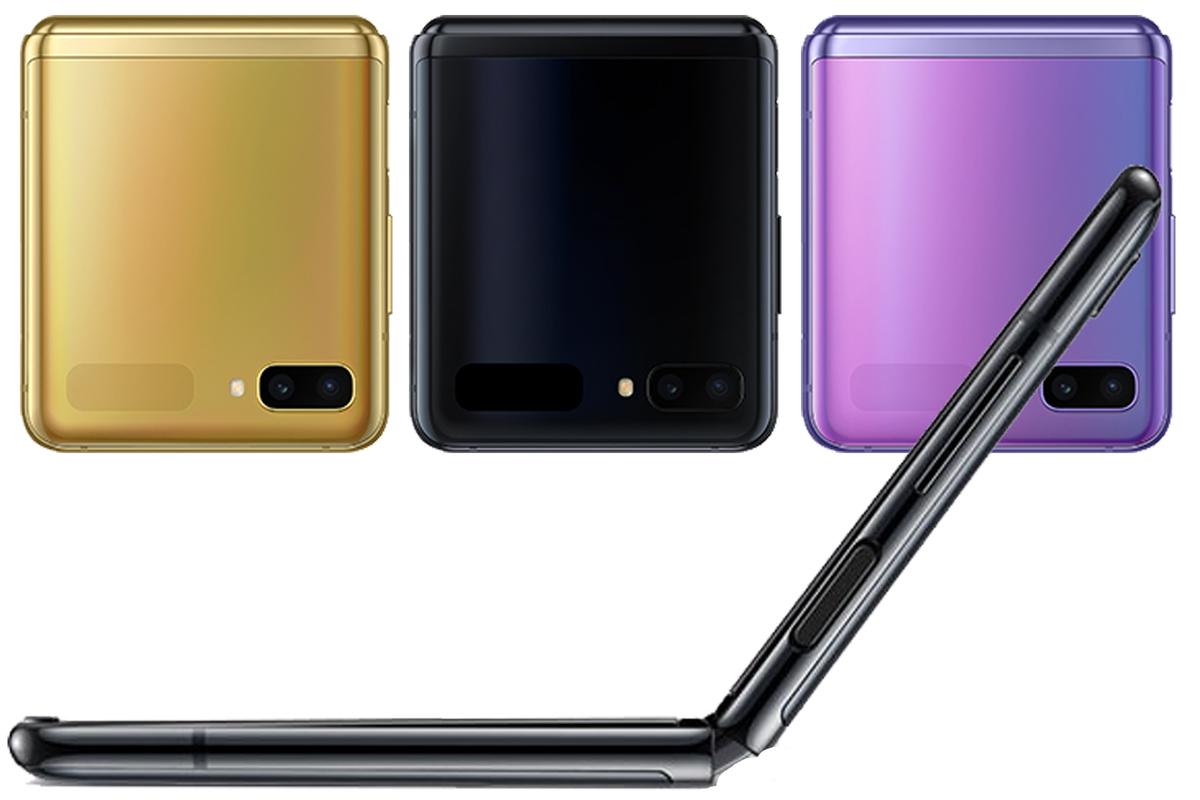 Раскладной Samsung Galaxy Z Flip и сравнение с Motorola RAZR 5 - lenium.ru