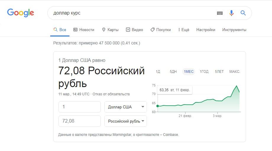 Стоит ли покупать доллар сейчас в 2020, когда он растёт? 3 - lenium.ru