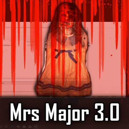 MrsMajor3.0 screen logo annabelle_virus