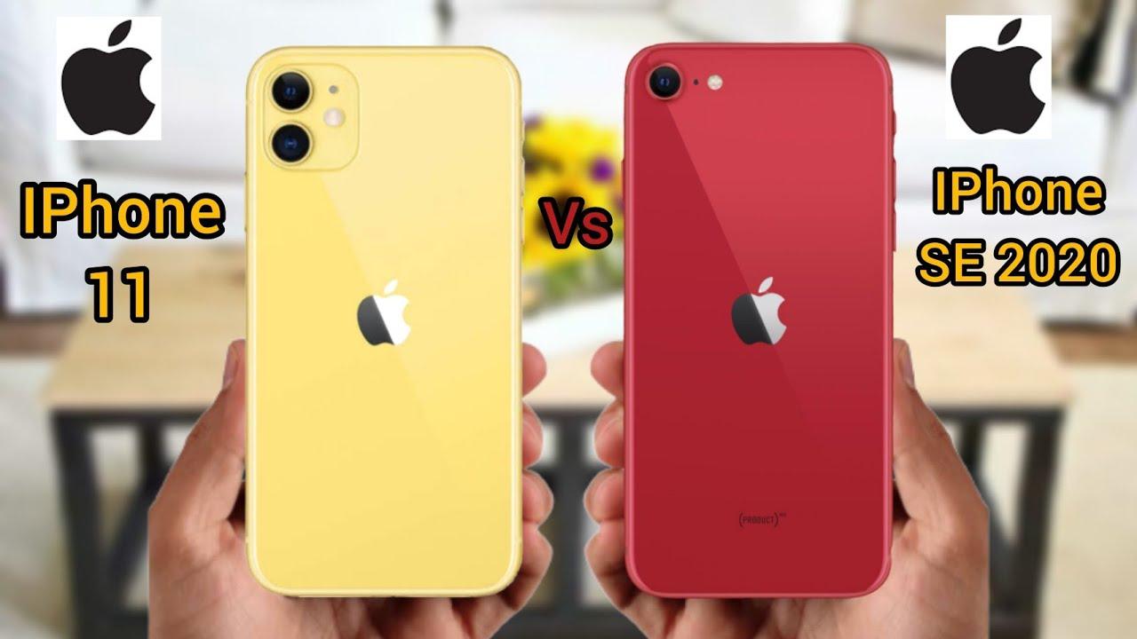 iPhone SE 2020 vs iPhone 11 Pro. Сравнение камер обоих смартфонов 1 - lenium.ru