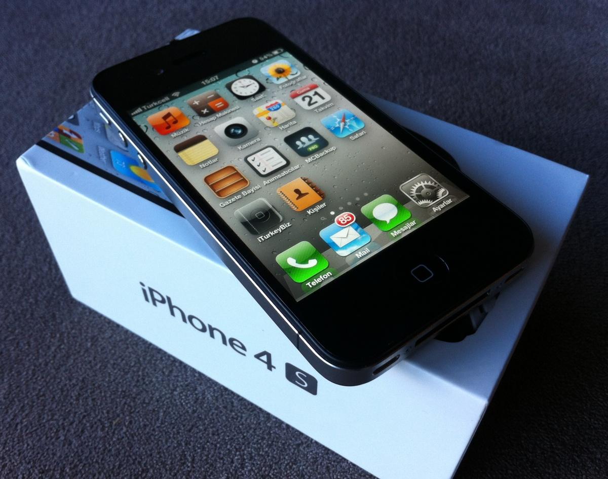 Какие устройства удивили за 2010-2019 год? / Оригинал iPhone 4S 1 - lenium.ru