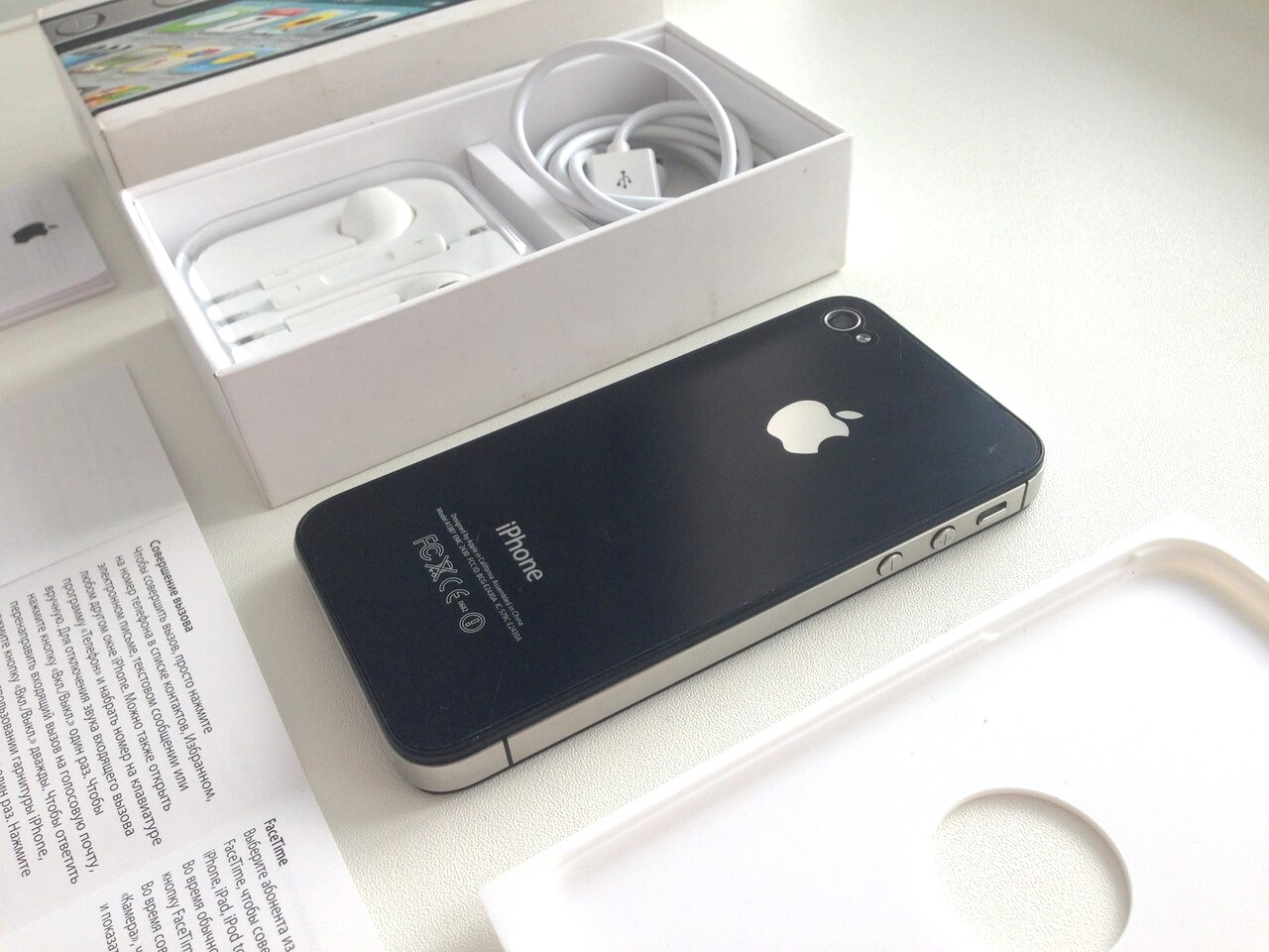 iPhone 4S Black - 2011 Pack_2