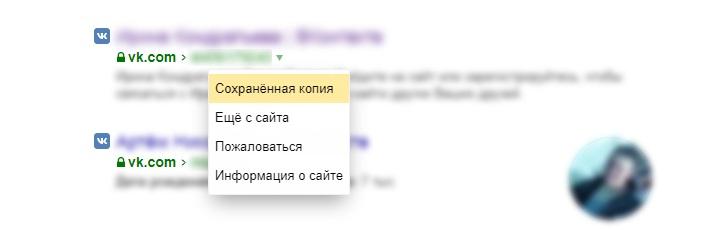 Как посмотреть фотографию в закрытом профиле ВКонтакте? 7 - lenium.ru