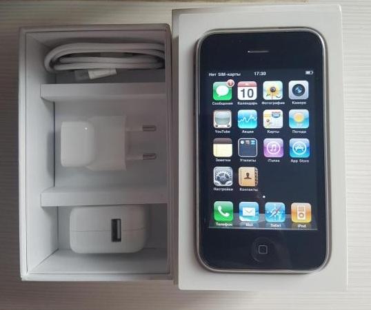 iPhone 3G - выход в массы. Каким он был тогда? 4 - lenium.ru