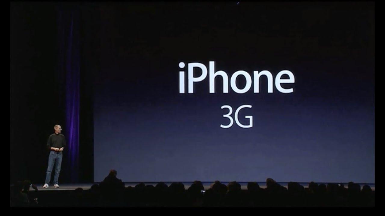 iPhone 3G - выход в массы. Каким он был тогда? 8 - lenium.ru