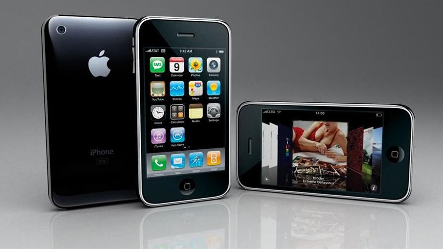 iPhone 3G - выход в массы. Каким он был тогда? 1 - lenium.ru