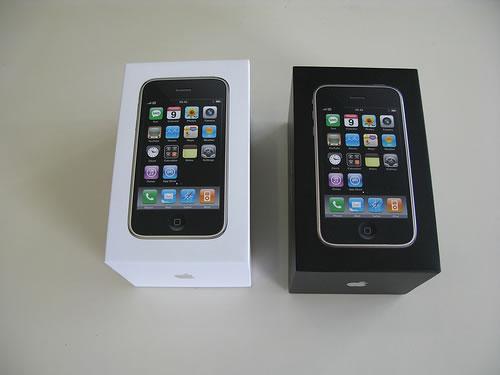 iPhone 3G - выход в массы. Каким он был тогда? 10 - lenium.ru
