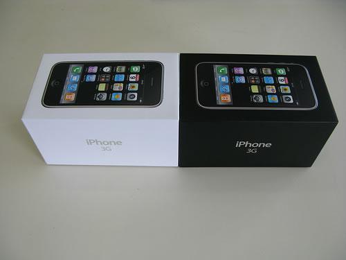 iPhone 3G - выход в массы. Каким он был тогда? 12 - lenium.ru