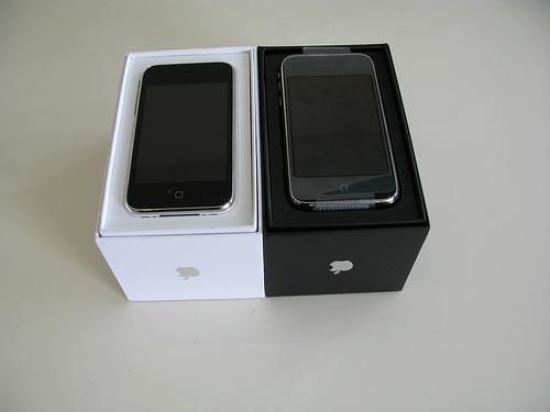 iPhone 3G - выход в массы. Каким он был тогда? 14 - lenium.ru