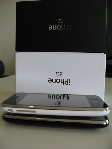 iPhone 3G - выход в массы. Каким он был тогда? 16 - lenium.ru