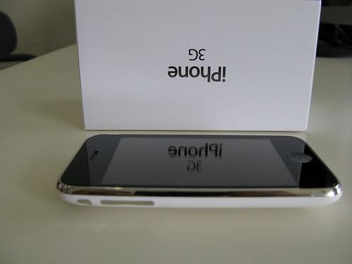 iPhone 3G - выход в массы. Каким он был тогда? 20 - lenium.ru