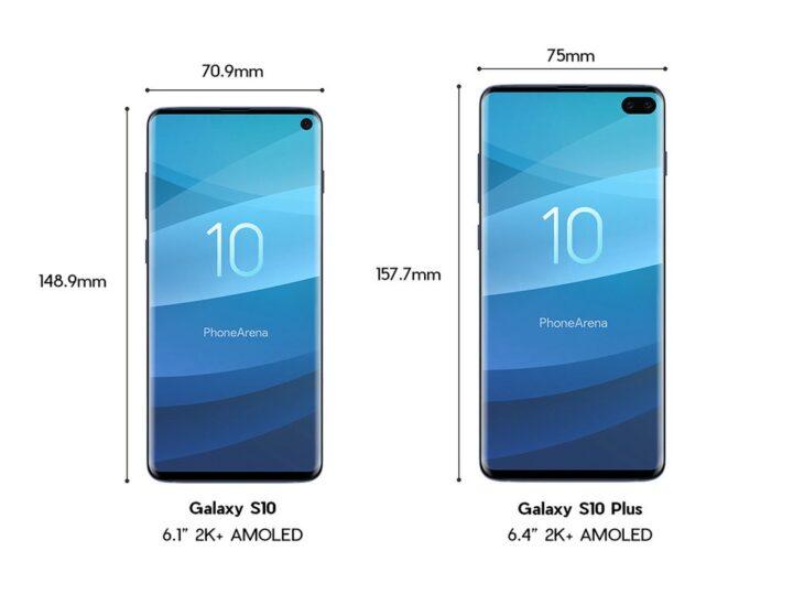 Обзор смартфона Samsung Galaxy S10 2 - lenium.ru