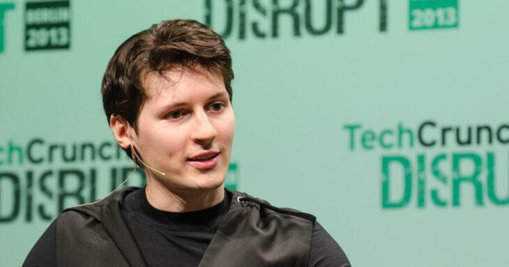 Новости Telegram. Реклама в мессенджере, Павел Дуров и протесты 3 - lenium.ru