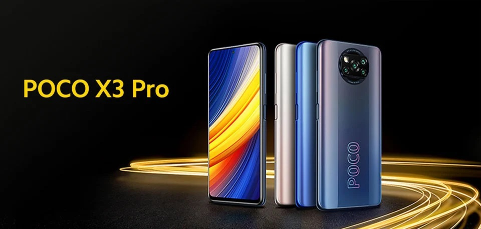 POCO X3 Pro смартфон уже вышел