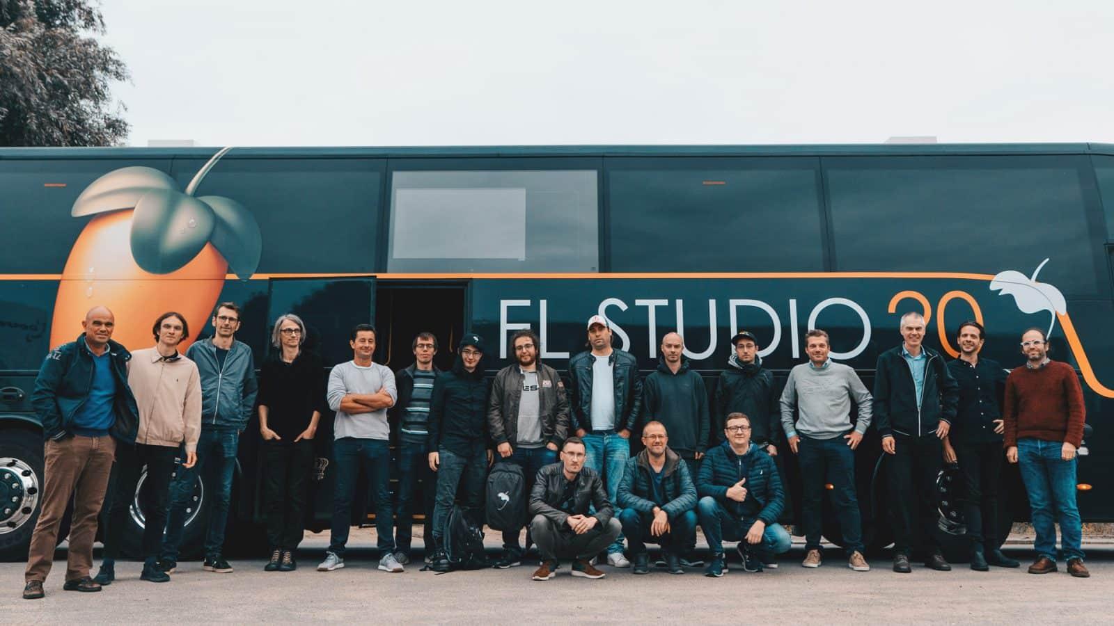 Разработчики FL Studio