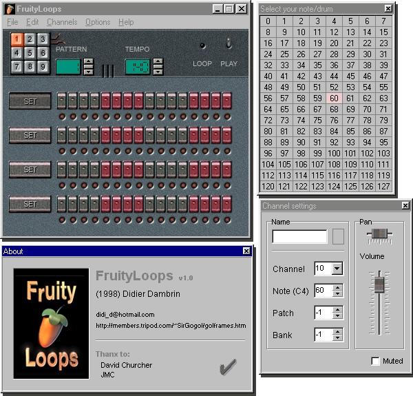 История FL Studio (Fruity Loops) и компании Image-Line 37 - lenium.ru