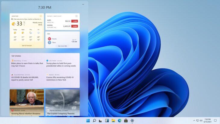 Windows 11 утекла в сеть. Что известно на данный момент? 60 - lenium.ru