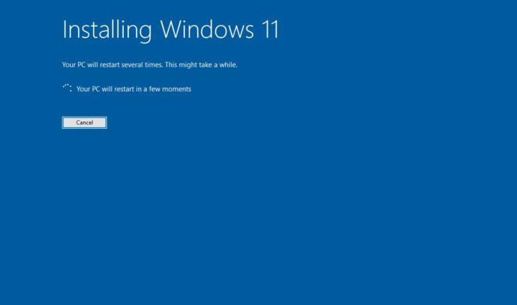 Windows 11 утекла в сеть. Что известно на данный момент? 7 - lenium.ru