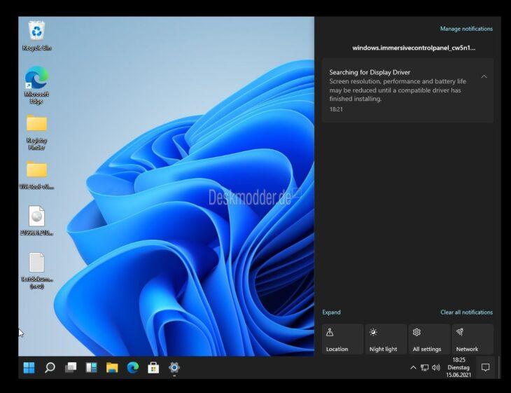 Windows 11 утекла в сеть. Что известно на данный момент? 19 - lenium.ru