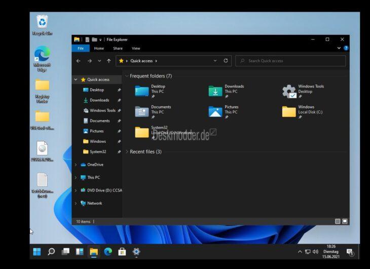 Windows 11 утекла в сеть. Что известно на данный момент? 25 - lenium.ru