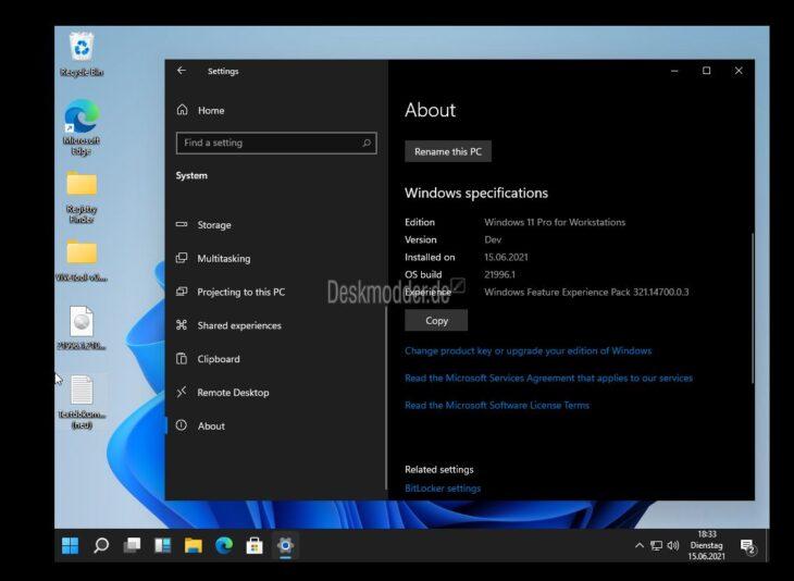 Windows 11 утекла в сеть. Что известно на данный момент? 29 - lenium.ru