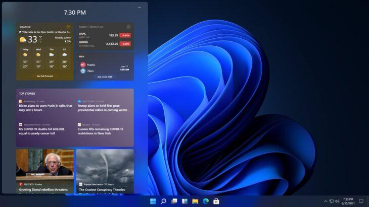 Windows 11 утекла в сеть. Что известно на данный момент? 62 - lenium.ru