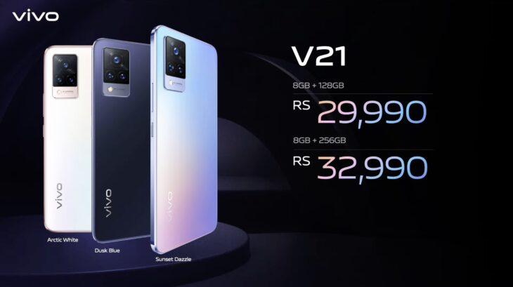 Vivo V21