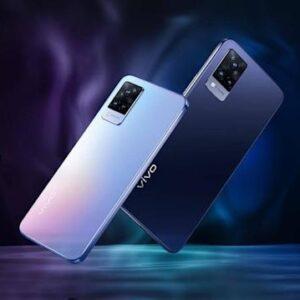VIVO V21 – Телефон с самой лучшей фронтальной камерой.