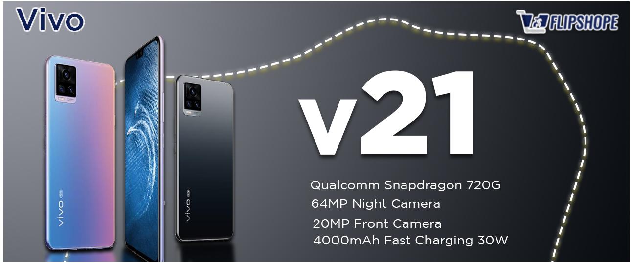 VIVO V21 - Телефон с самой лучшей фронтальной камерой 5 - lenium.ru