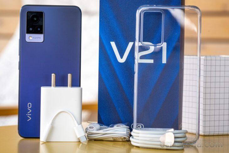 VIVO V21 - Телефон с самой лучшей фронтальной камерой 9 - lenium.ru